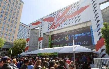 Silicon Valley Comic Con (SVCC) 2017